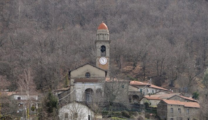 In Valdantena, la chiesa di Casalina e quel portone chiuso da 6 anni
