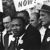 Non si è dissolto il sogno di Martin Luther King