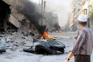 Syrian Civil War1