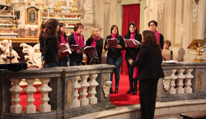 Pontremoli festeggia i quattro lustri di canto corale per i Registri Variabili
