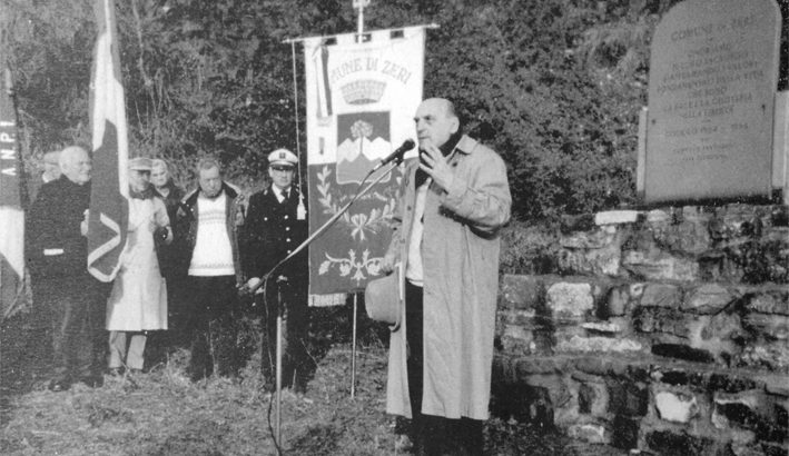 La Manfredo Giuliani ha ricordato Giulivo Ricci e Tiziano Mannoni