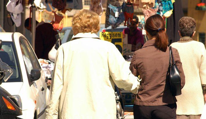 Assistenza a domicilio: sono sempre di più le badanti italiane