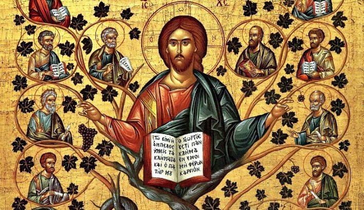 A te la mia lode, Signore Gesù, nella grande assemblea