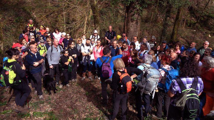 Una giornata di solidarietà verso la disabilità camminando lungo i sentieri montani