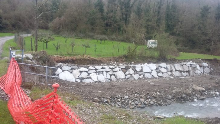 Tresana: al via i lavori di ripristino sul torrente Osca