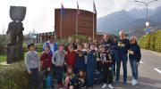 Torneo di minibasket in Svizzera per i giovani cestisti della Pontremolese