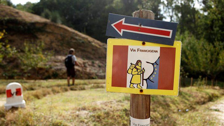 Una mezza maratona sulla Francigena sui passi di Sigerico