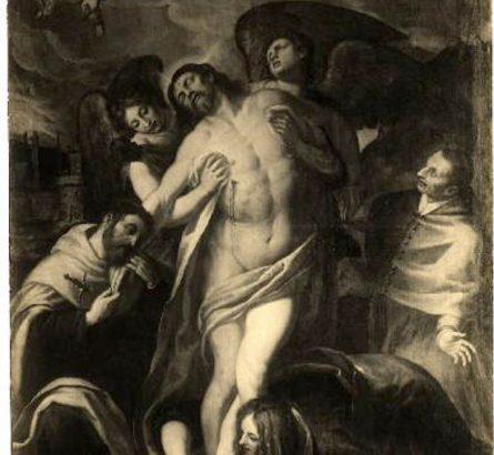 La Via Crucis tradotta in virgolettese da Luigi Palladini