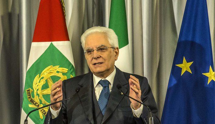 """""""Missione impossibile"""" per il presidente Mattarella"""