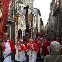 Virgoletta in festa in onore dei Corpi Santi