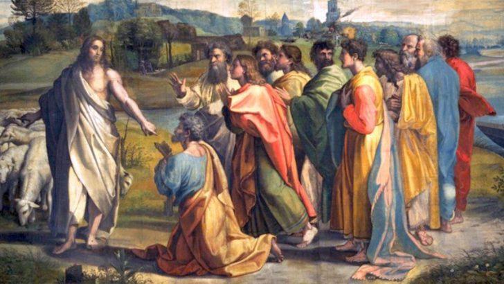 Beato il popolo scelto dal Signore. La festa della Santissima Trinità