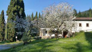 Il Convento del Carmine a Cerignano di Fivizzano