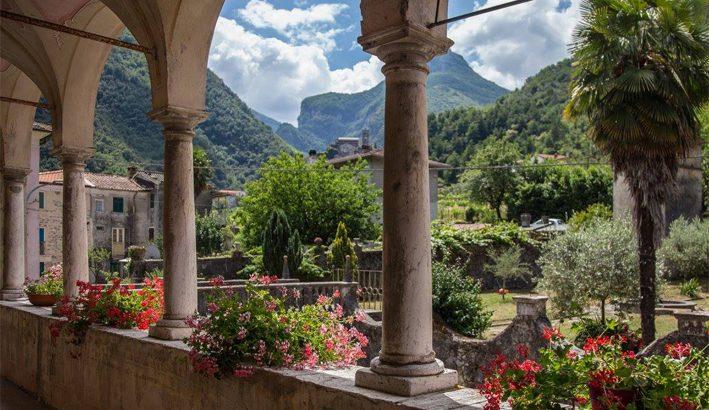 Anche in Lunigiana dimore e giardini aperti: ben 9 a Fivizzano