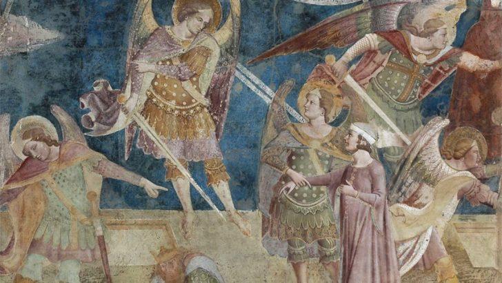 Pisa, gli affreschi di Buffalmacco finalmente recuperati