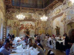 La Cena Barocca presso la Villa Dosi