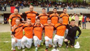 L'Atletico Podenzana, L'Atletico Podenzana, unica vincente  in Seconda Categoria