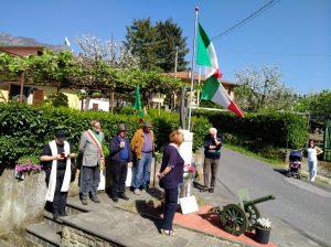 La cerimonia del 25 Aprile a Vico