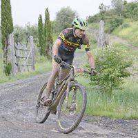 Matteo Bastoni campione italiano veterani MTB