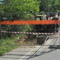 Mulazzo Tresana: chiusura della SP Canossa per lavori