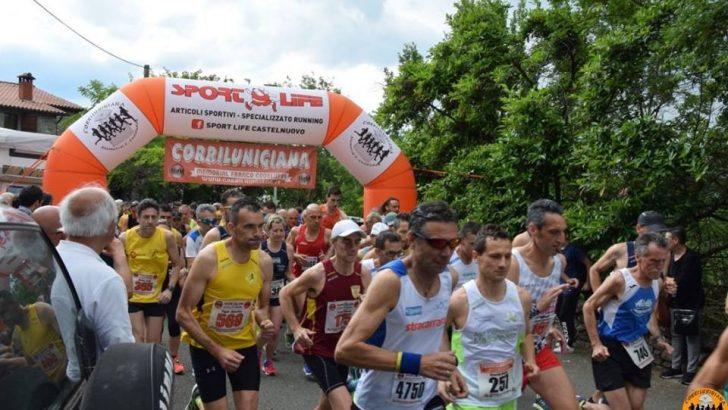 Corrilunigiana: ad Olivola vittoria di Fazzi e Togneri
