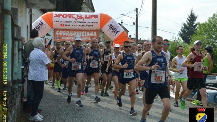 Corrilunigiana: trionfa il Pro Avis Castelnuovo