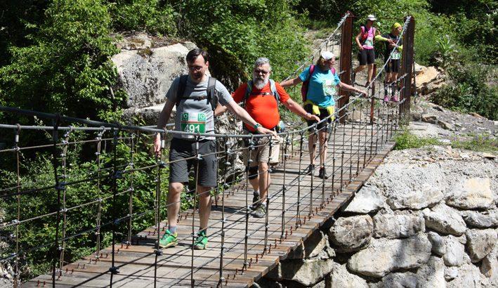 Grande successo per la mezza maratona sulla Via Francigena