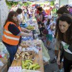 Punto di ristoro per i partecipanti (Foto Massari)