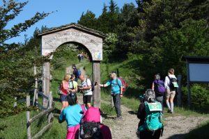 Passo della Cisa: la porta d'ingresso in Toscana della Via Francigena