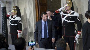 Salvini e quell'uso improprio della religione