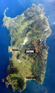 24Laconi_MappaSardegna