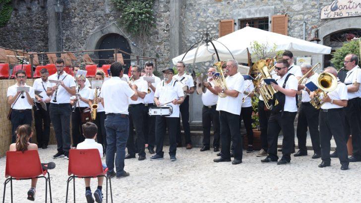 Le Bande Musicali della Lunigiana si sono incontrate a Filattiera
