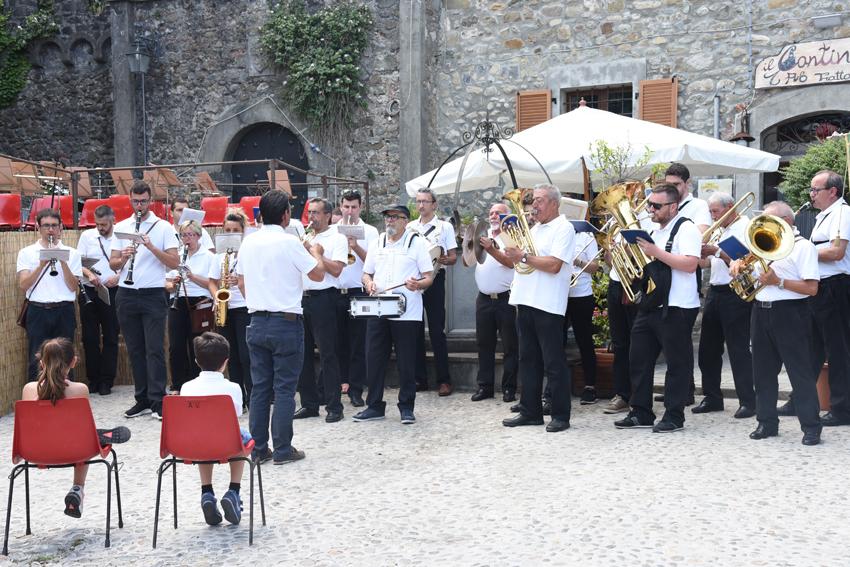 Le Bande Musicali della Lunigiana si sono incontrate a Filattiera - Il  Corriere Apuano