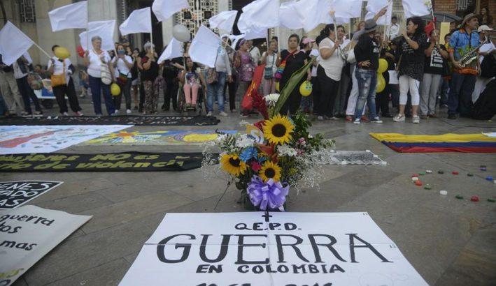 In Colombia la Chiesa difende il processo di pace