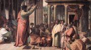 """Unità dei cristiani: Paolo, accolto dalla inusuale gentilezza  dei """"barbari"""""""