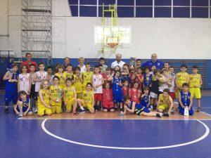 Foto di gruppo dei partecipanti alla giornata