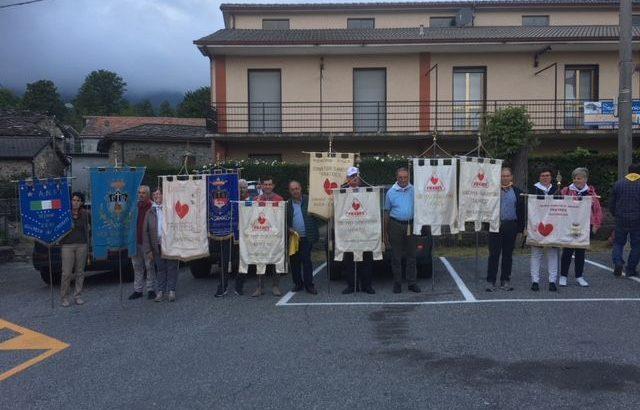"""A Zeri l'11a edizione della minimarcia della solidarietà """"Vita per la vita"""""""