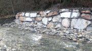 Bagnone: primo intervento per la messa in sicurezza del torrente Redivalle