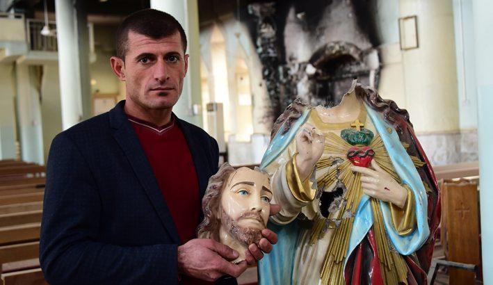 Quasi 300 milioni di cristiani perseguitati nel mondo
