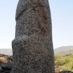 La statua menhir Filitosa IX