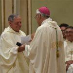P. Angelo Gila festeggiato per i 60 anni di sacerdozio