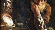 """Archimede, il """"P"""" greco e la misura del cerchio"""