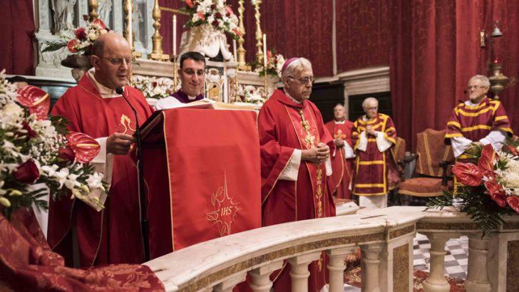 La chiesa di San Terenzo Monti è Santuario diocesano