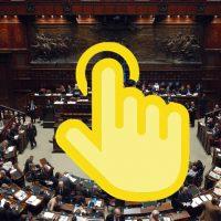 La democrazia in un click