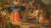 Apri la tua mano, Signore Gesù, e sazia ogni vivente