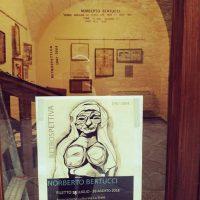 La retrospettiva dedicata a Norberto Bertucci
