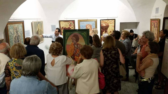 Filetto: apprezzata la mostra restrospettiva su Norberto Bertucci