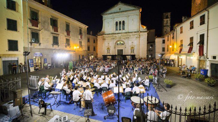 """La """"Banda"""" di Pontremoli fa un omaggio in musica alla """"patrona"""" della città"""