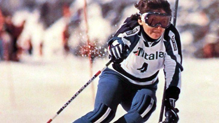 Appuntamento a Pontremoli con la campionessa di sci Claudia Giordani