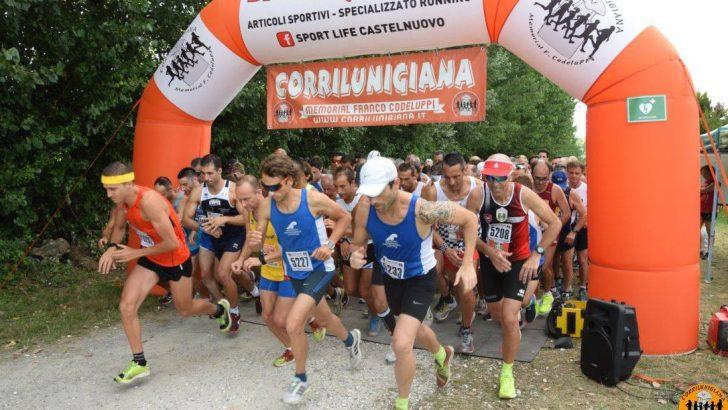 Corrilunigiana: annullata l'intera stagione 2020