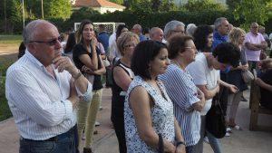 La presenza all'Inaugurazione del parco giochi (foto Massimo Pasquali)